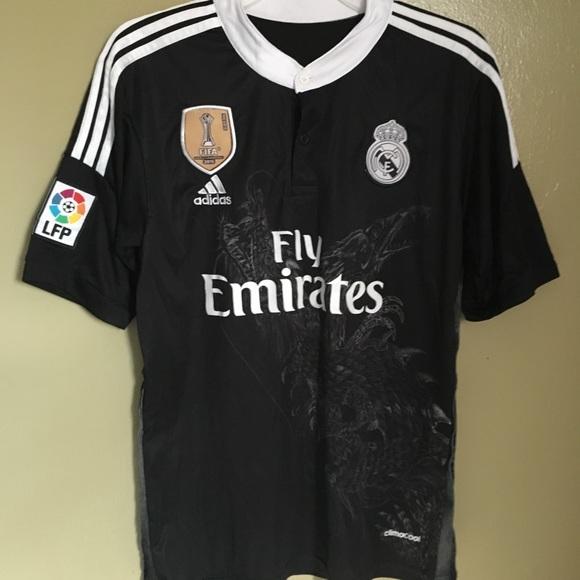 fc98ccf08 adidas Other - Cristiano Ronaldo Third Kit 14 15 Dragon
